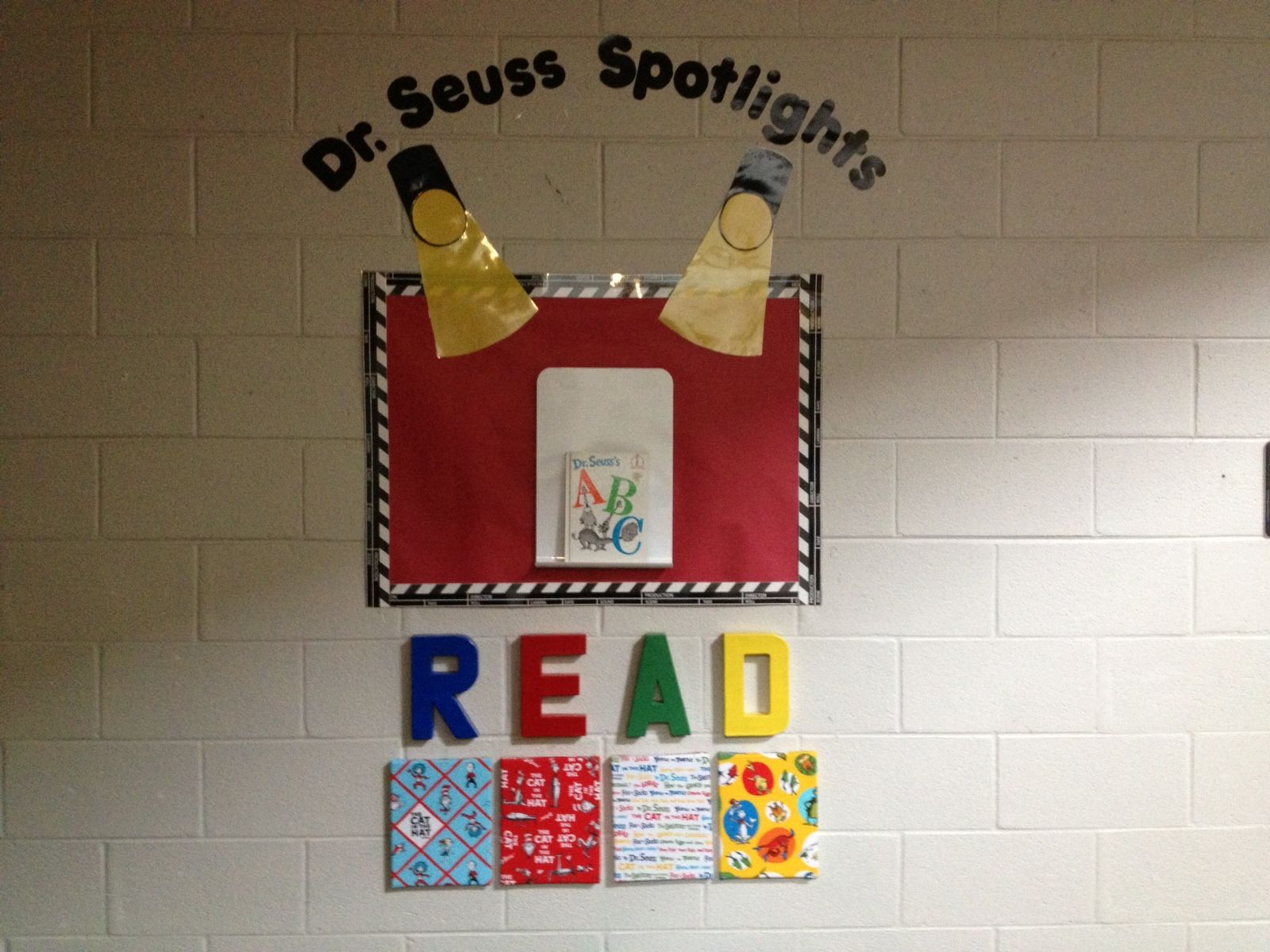Dr Seuss Read For New School Year