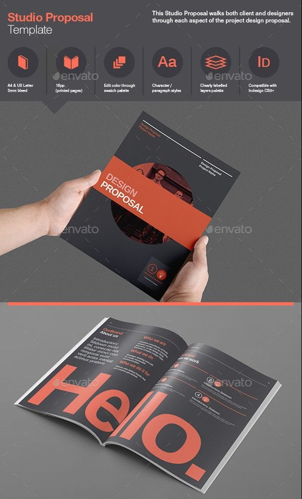 55 Best Business Proposal Templates In Indesign Psd Ms Word