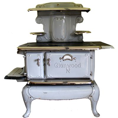 Glenwood N Wood Burning Stove Antique Stove Our Dream