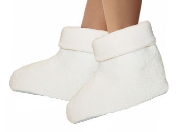 Warming Booties - Spa Pedicure Treatments