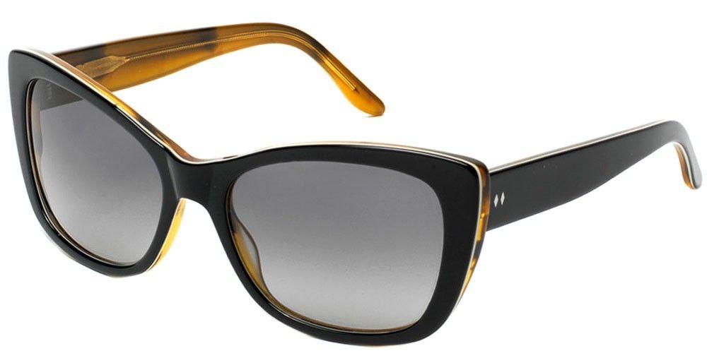 8704451e50a5 TRES NOIR PETRILLO SUNGLASSES BLK/TORT/SMOKE $90.00 #tresnoir #sunglasses # rockabilly #pinup