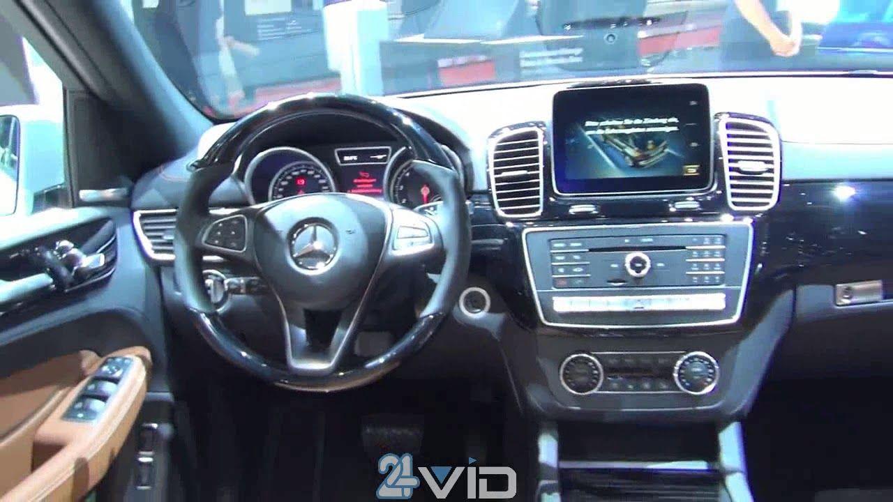 Mercedes Benz Gle 500 E 4matic Suv 2017 Exterior And Interior 720p