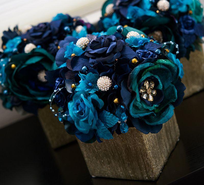 Wedding Flowers Reviews: My Reception Centerpieces » Temptalia Beauty Blog: Makeup