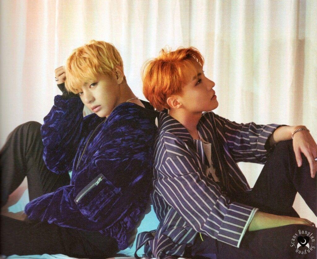 •161210 [Scans] BTS' Wings I Version (cr. bangtan_sonyeon_scans)