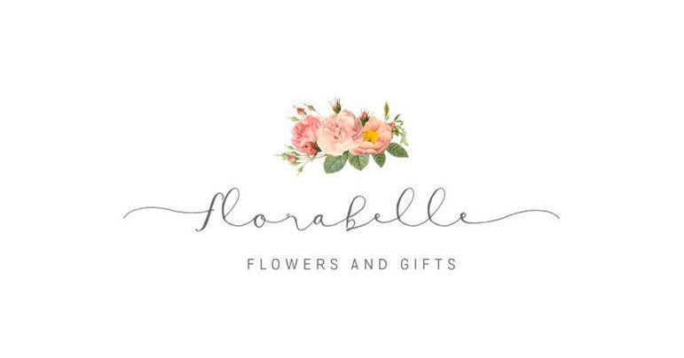 Fabuloso Resultado de imagen para logos de flores para mi negocio | Logos  ZN61