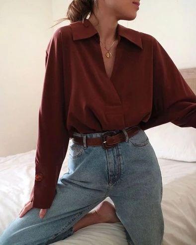Fashion Women Jeans Moto Pants White Shirt And Jeans Wide Leg Cropped Jeans