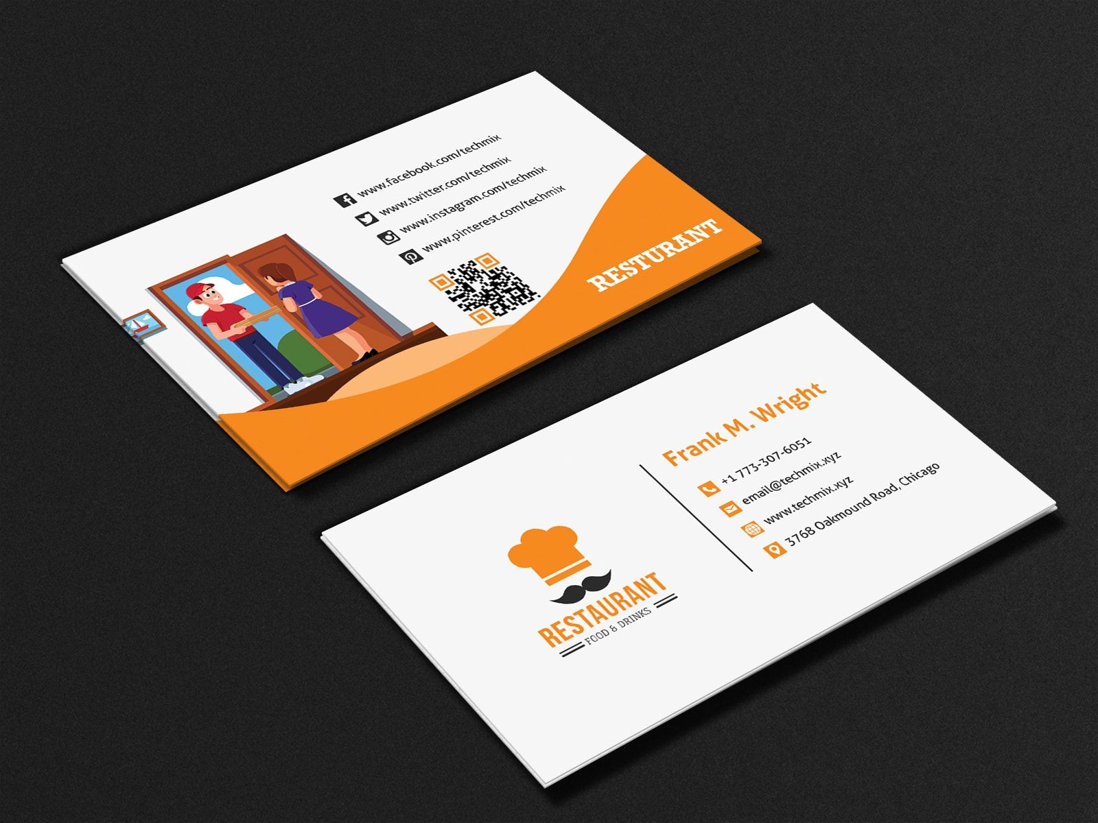 Pin On Best Business Card Collection
