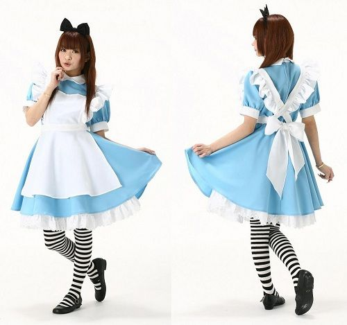 kawaii Alice in Wonderland