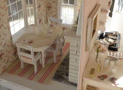 Cynthias Cottage Entwurf: Summer Rose ~ mein Miniatur Startseite