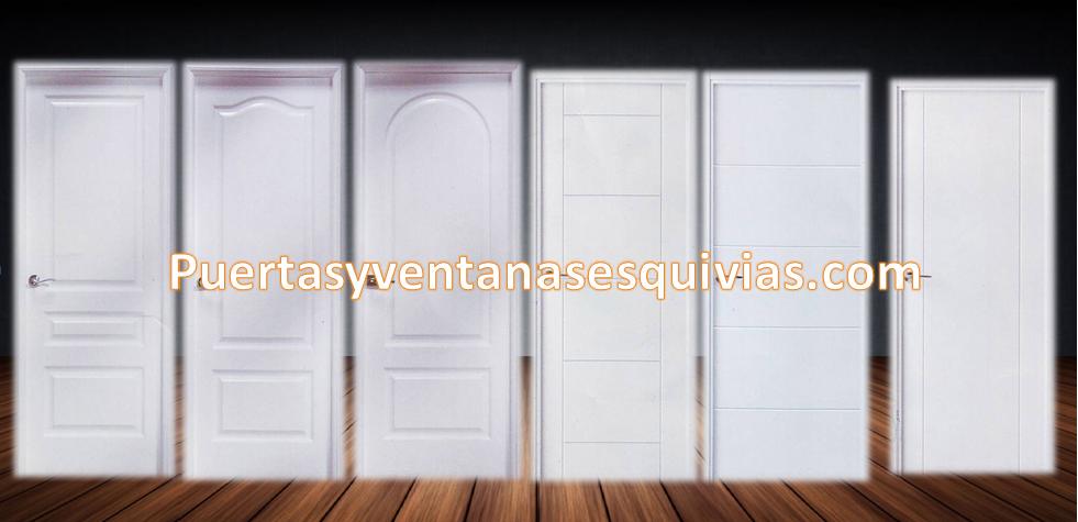 Puertas blancas lacadas en madera o dm variedad de - Puertas blancas lacadas o pintadas ...