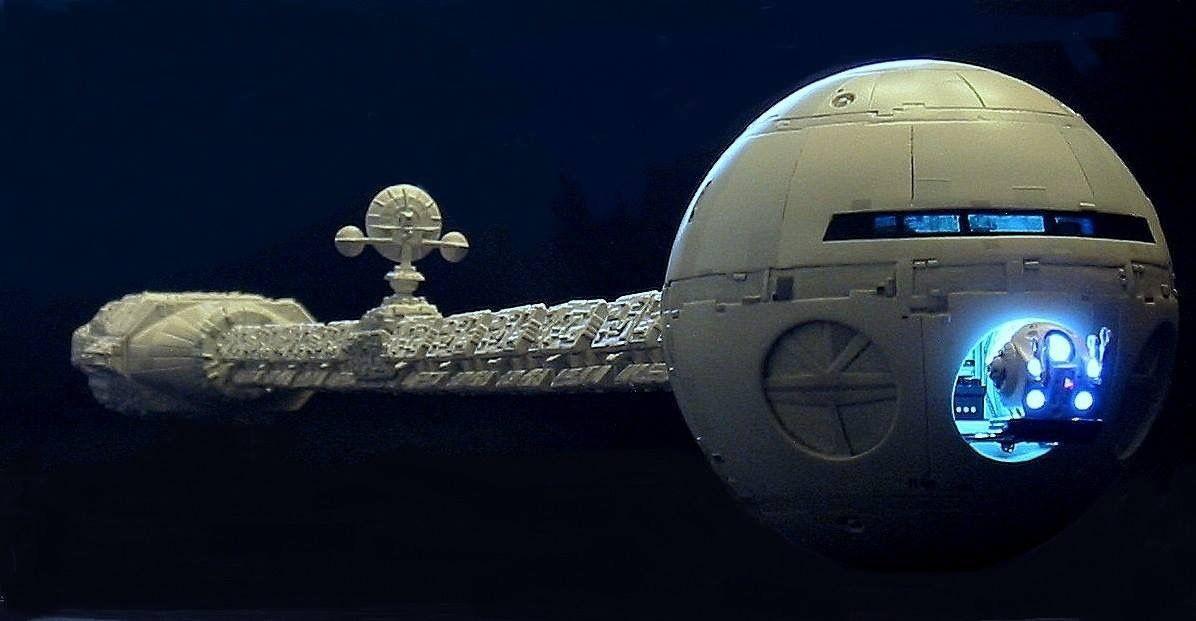 Las naves más molonas de las pelis y series de Sci-fi 0690c58986c77a65ec7d72f2a38fd19e