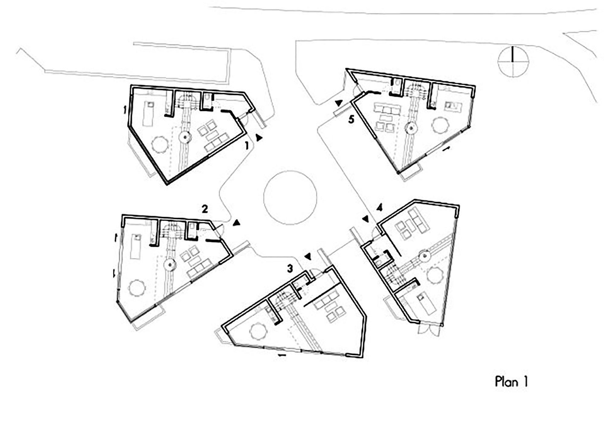 Gallery Of Gregers Grams Houses R21 Arkitekter