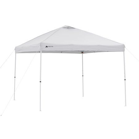 Ozark Trail 10 X10 Instant Canopy White Instant Canopy
