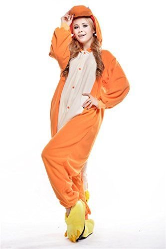 d75d7d7b9 Newcosplay Unisex Cartoon Clothing Animals Cosplay Costumes (S, Charmander)  >>> See this great product.