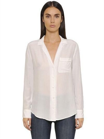 775239fb107c82 EQUIPMENT Keira Silk Crepe De Chine Shirt