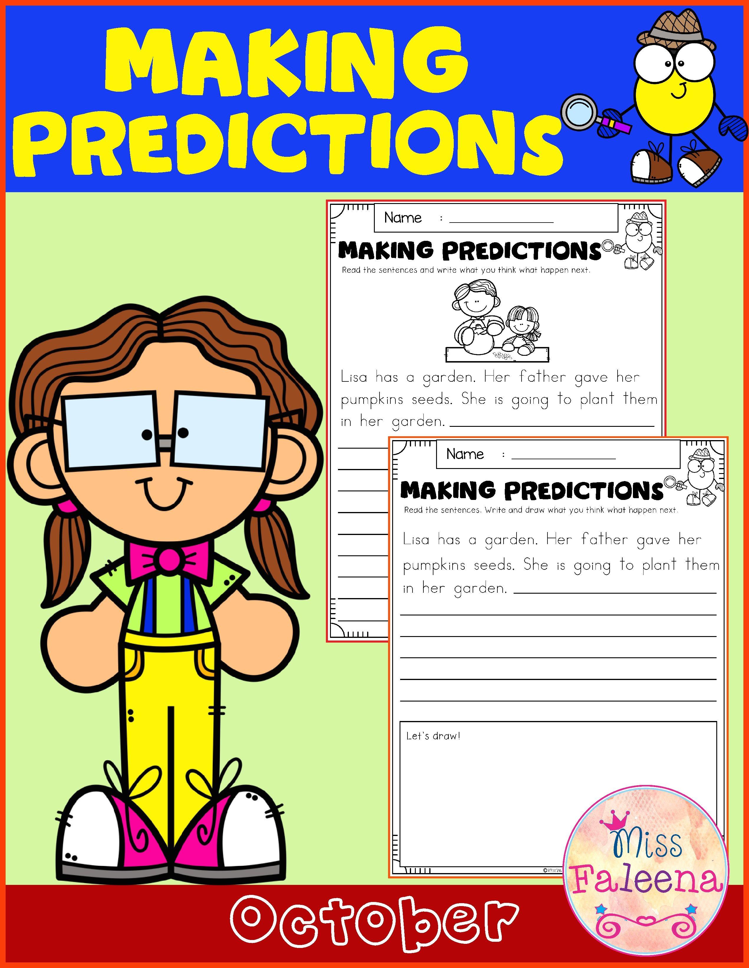 October Making Predictions