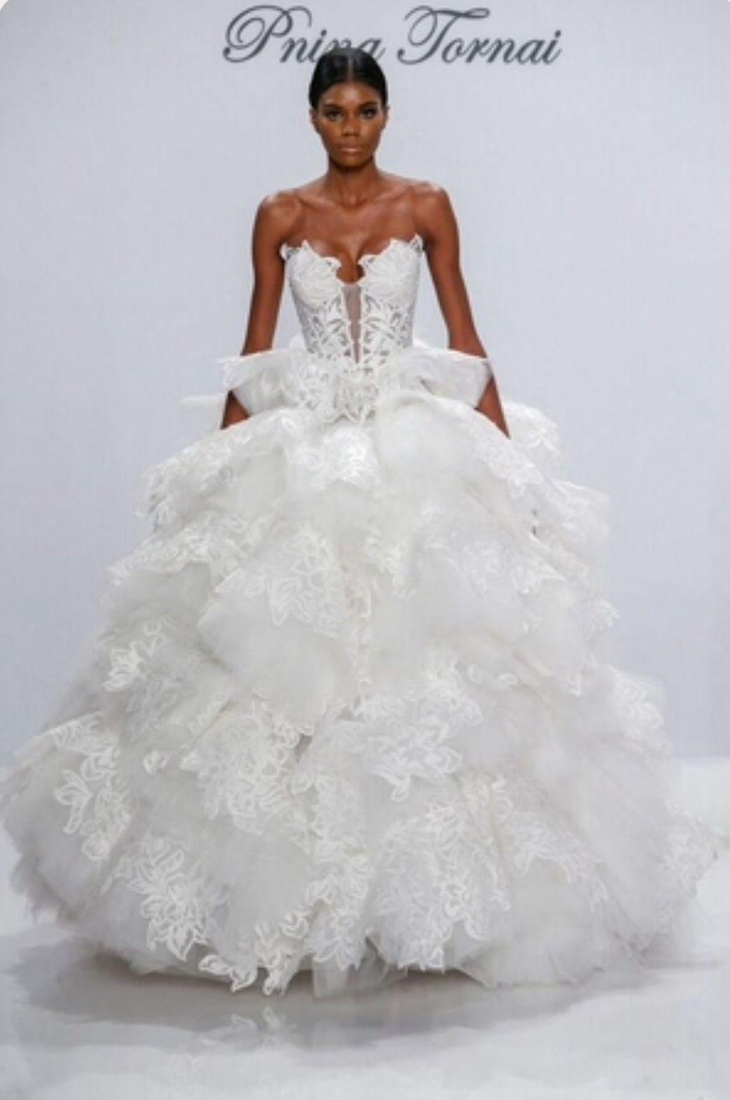 Pnina wedding dress  Pnina Tornai  Weddings  Pinterest  Pnina tornai