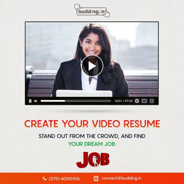 Create your Video Resume, stand out from the crowd, and find your - Video Resume Website