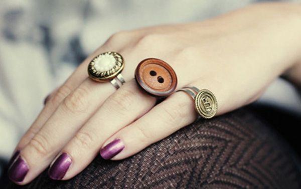 Mách bạn cách làm các kiểu nhẫn hay ho và hộp đựng nhẫn lung linh như ở cửa hàng nhé!