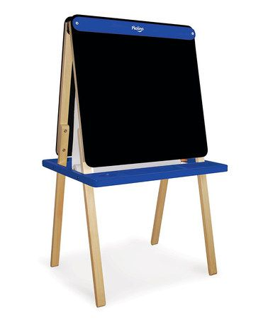 Take a look at this Cobalt Little One's Art Easel by P'kolino on #zulily today!