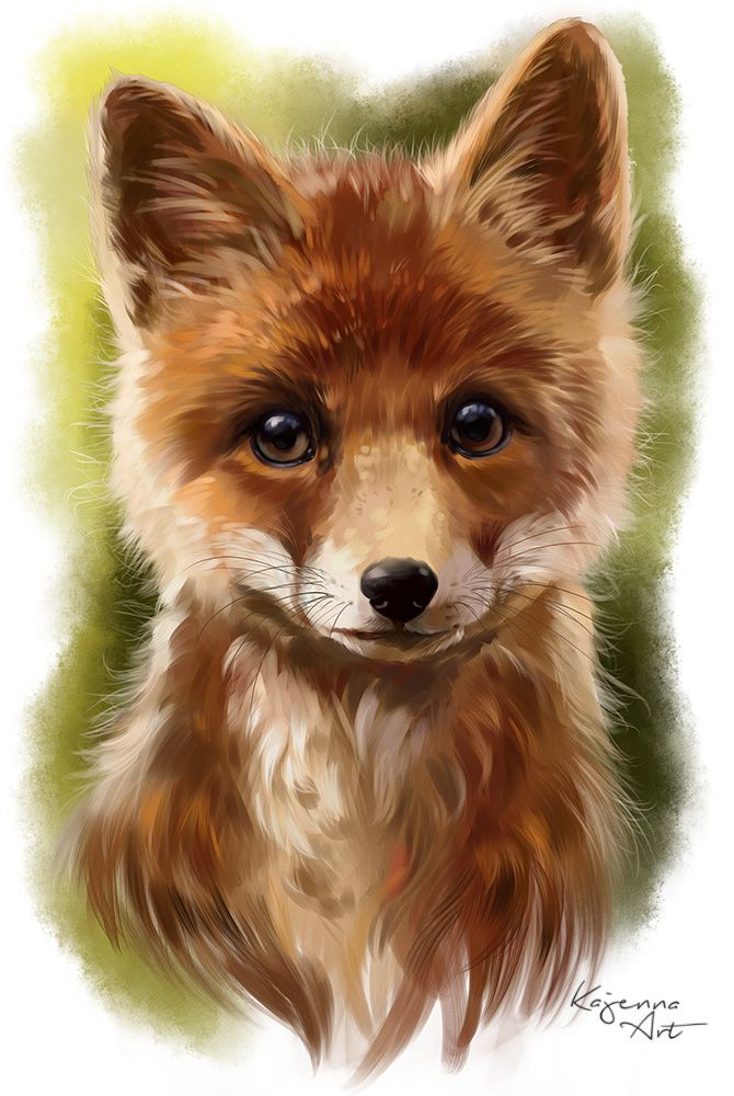 Fox by Kajenna on DeviantArt