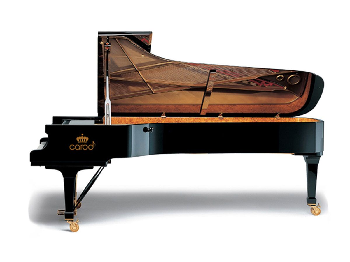 Grand piano weight