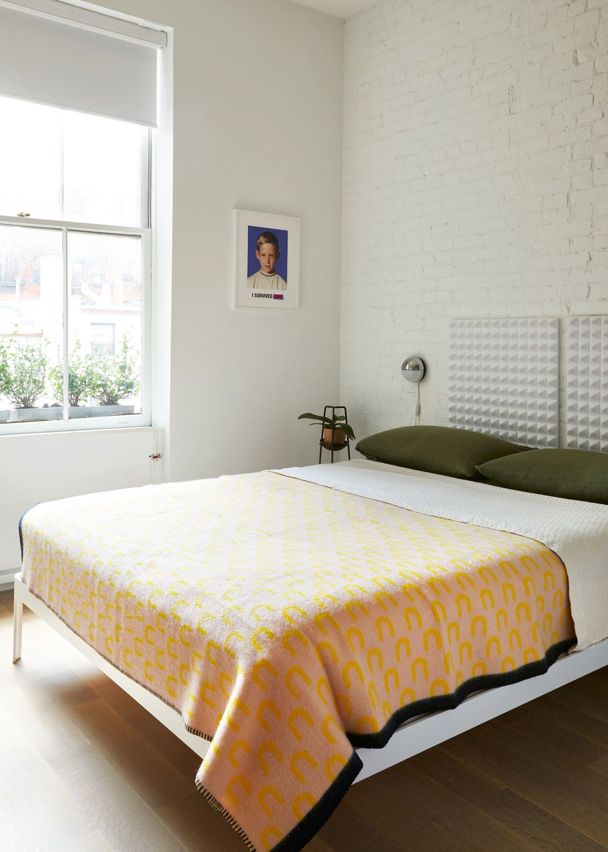 13 Things You Can Use as a Headboard images