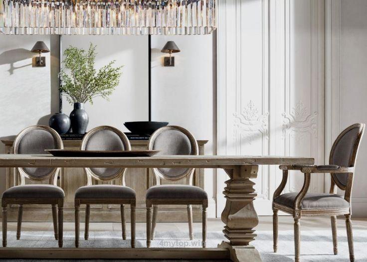 The Most Sophisticated Dining Room Furniturerestoration New Restoration Hardware Dining Room Sets Design Inspiration