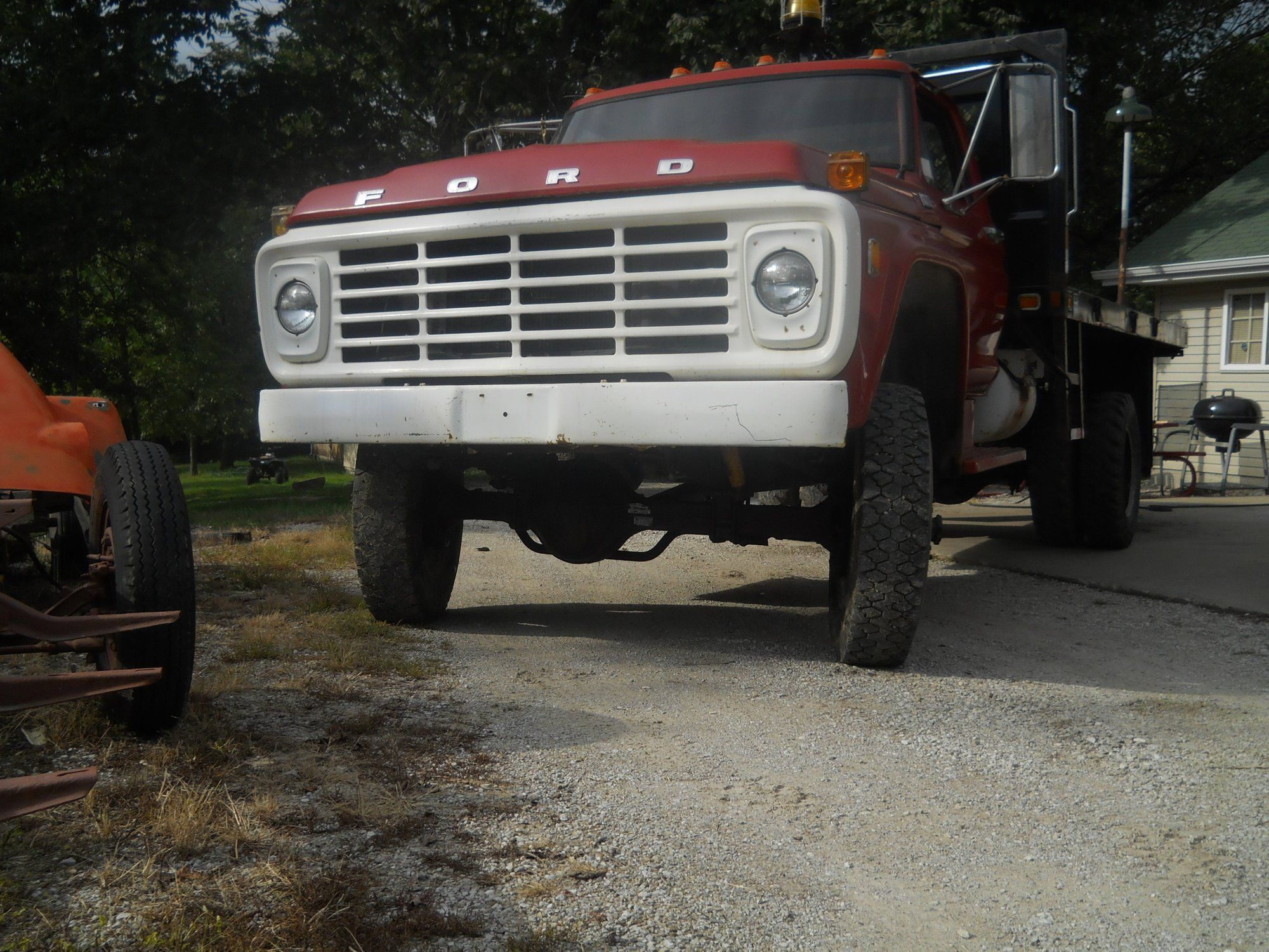 1979 Ford F 600 4x4 Ford Truck Enthusiasts Forums Camion Clasico Camiones Gruas