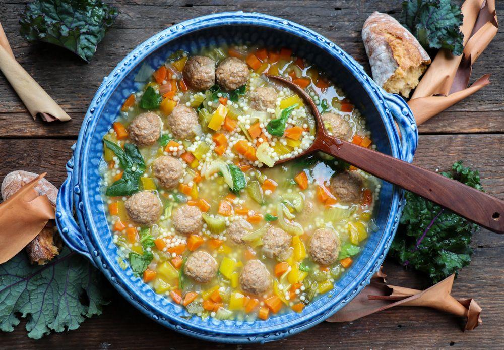 49+ Vegetarian times italian wedding soup ideas