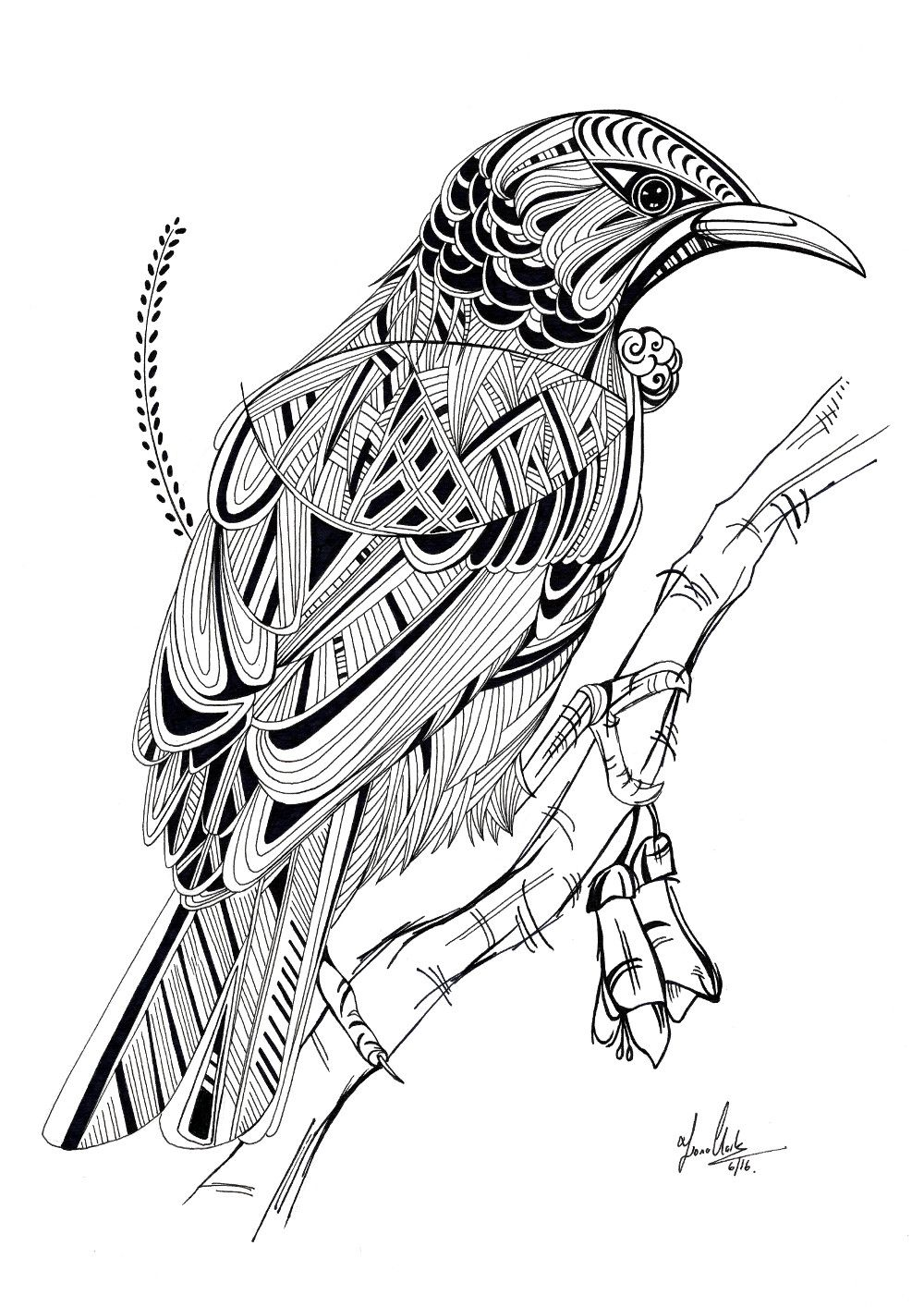 weaving coloring pages - photo#15