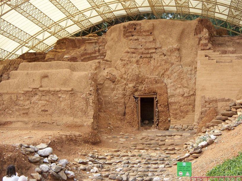 Ancient City of Tel Dan (gate)   Beautiful sites, Israel ... - photo#20