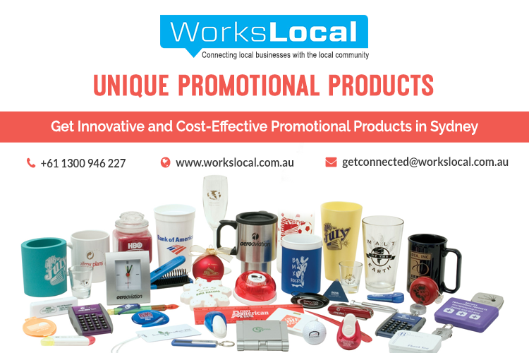 Best Selection Of Promotional Products Sydney From Workslocal They Offer Innovative And Unique