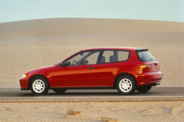 Honda Civic Hatchback. One Of The Best Cars Iu0027ve Ever Owned. Got