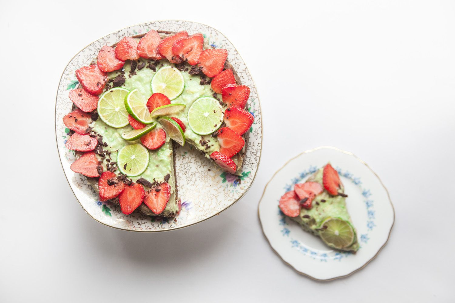 Raw Lime Cake Recipe by Vilma P.