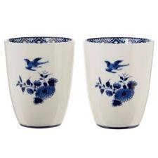 Delft Mugs Set
