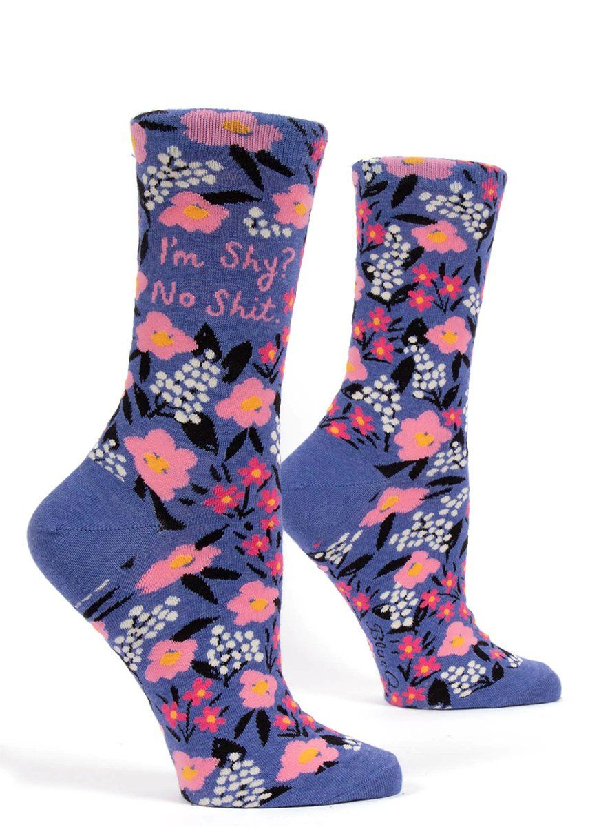 Hot Sox Dinosaur Crew Socks Sock Size M//L Black Sock Novelty Fun