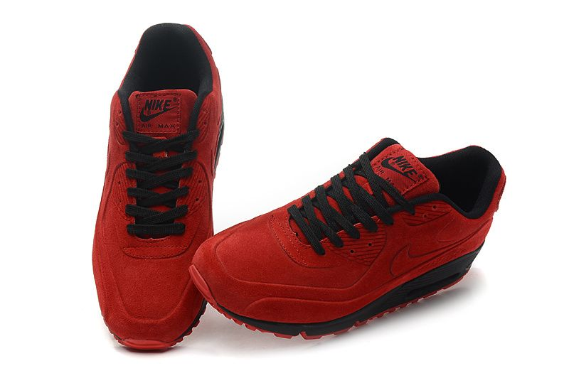 Nike Air Max 90 VT Mens Red Black £69.99