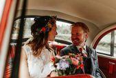 Wedding Car Hire | Wintage Wedding Cars | Kippford Classic Car Hire :  Wedding C…