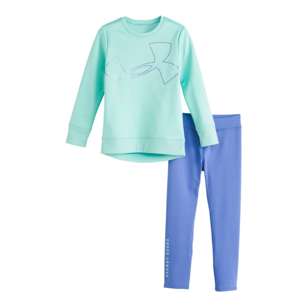 3c2b3aac20 Under Armour Girls' Big Logo Tunic Set — Toddler | Products ...