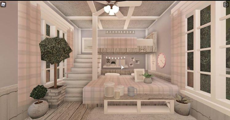 Blox Burg Room Idea House Decorating Ideas Apartments Tiny House Layout Small House Design Plans