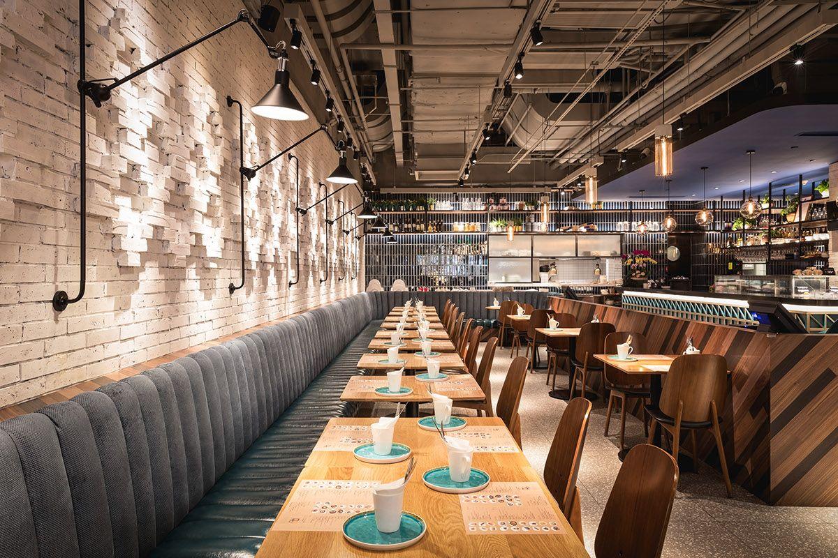 Pintxos On Behance In 2020 Mexican Restaurant Design Bar Design Restaurant Restaurant Interior Design