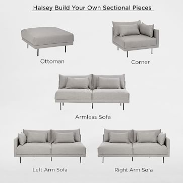 Build Your Own Walton Sectional Pieces With Images Furniture Sale Sofa Furniture