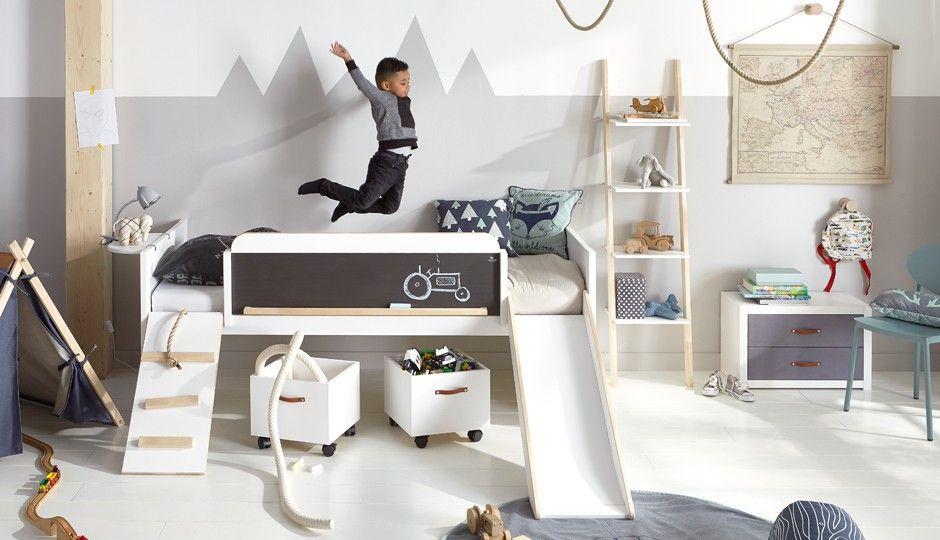 Lifetime Kinderkamer Set : Zo willen je kids wel gaan slapen kinderkamer jongens gero