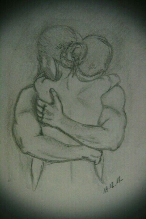Drawing Lamour Fou Dessin Amoureux Drawing Et Dessins