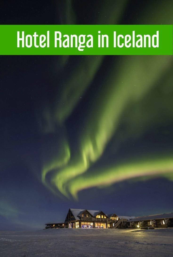 Iceland Luxury Hotel Ranga Best Hotels In