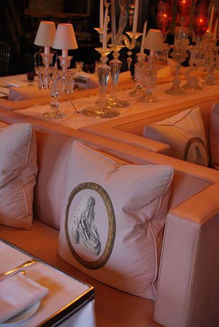 Cristal Room Baccarat Paris Restaurants Interior Design