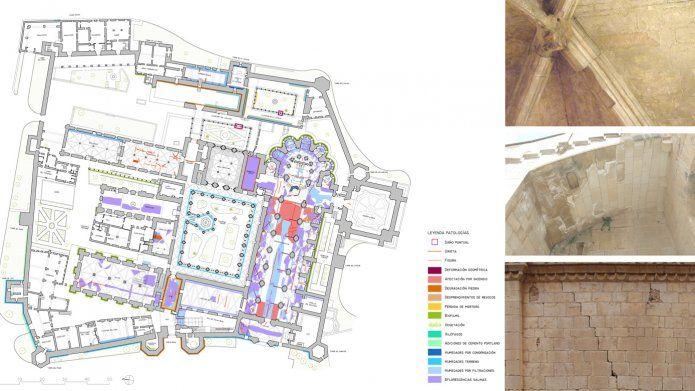 Monasterio de Poblet - Plan director | Jorge Portal y Claire Palluel