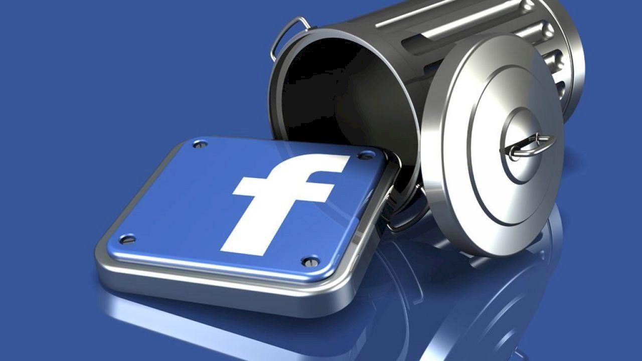كيفية غلق حساب الفيس بوك نهائيا Delete Facebook Digital Trends Facebook