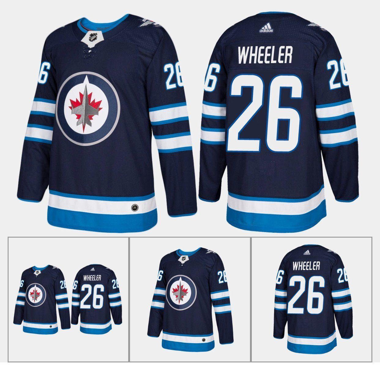 Winnipeg Jets Premier Adidas NHL Home & Road Jerseys Nhl